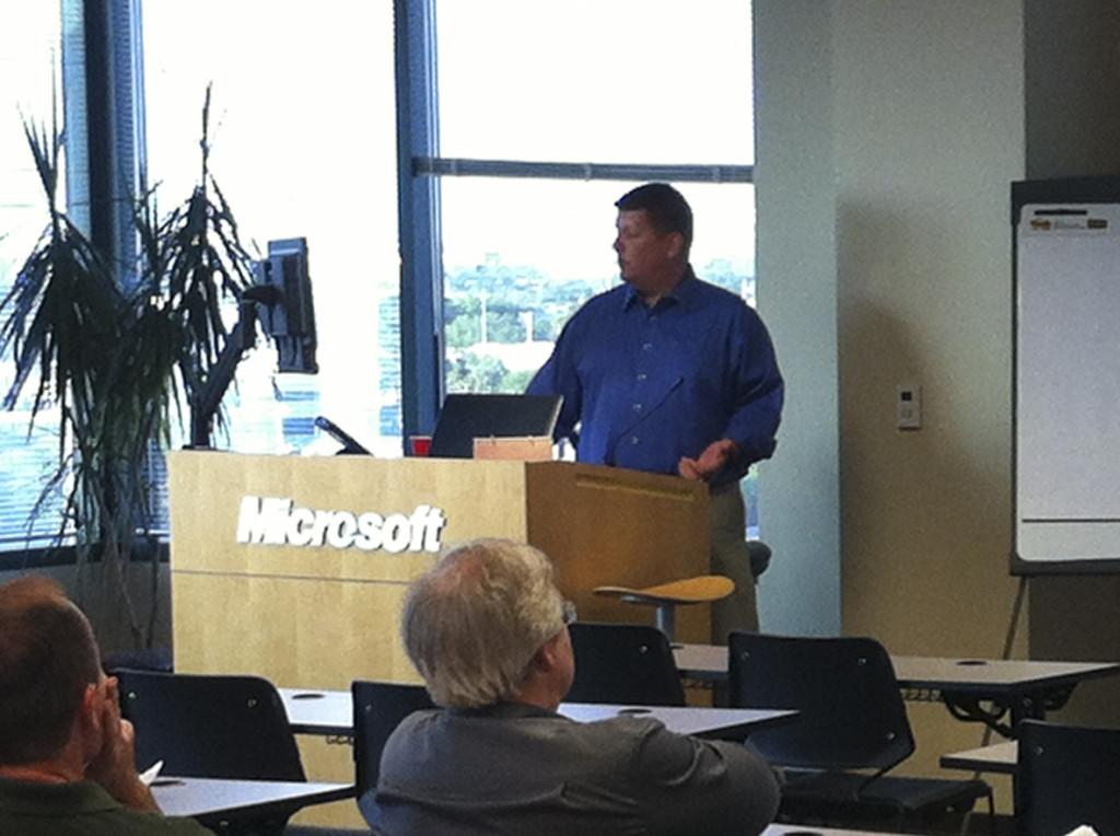 Wes Springob Microsoft